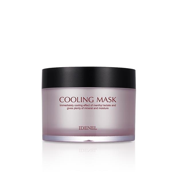 Idenel Cooling Mask - Mặt nạ làm dịu da Idenel