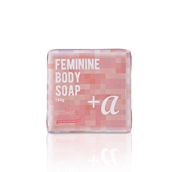 Xà  bông vệ sinh vùng kín - Feminine Body Soap +α