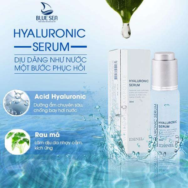 Hyaluronic Serum - Serum cấp ẩm phục hồi