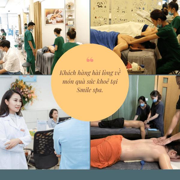 Sự thành công của Smile spa trong ngày hội trải nghiệm miễn phí công nghệ điện chuyển ion đảo ngược lão hoá R4U.