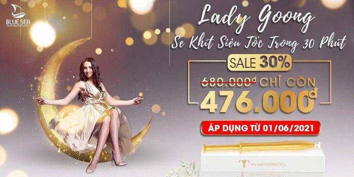 Chiết khấu Lady Goong